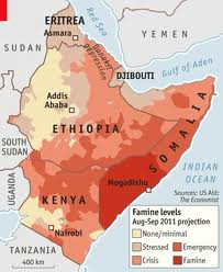 Map of Somalia-1