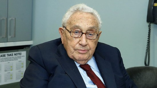 Henry Kissinger | Global Justice in the 21st Century